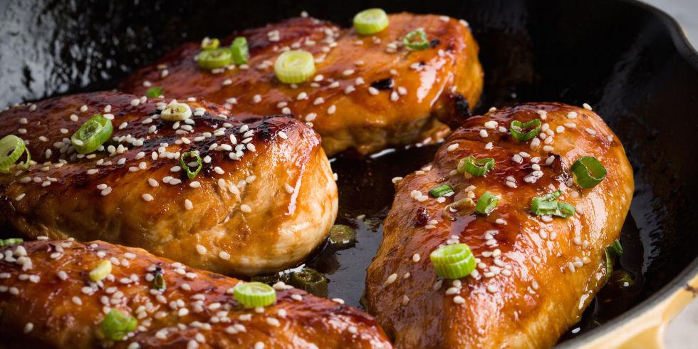 Baked Honey Garlic Chicken Abundant Energy