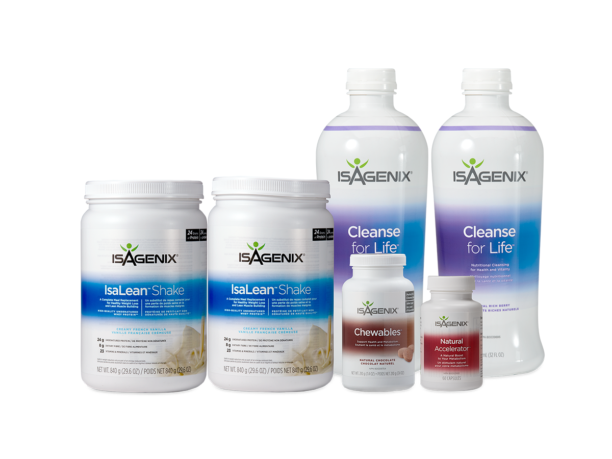 Isagenix 9 day system