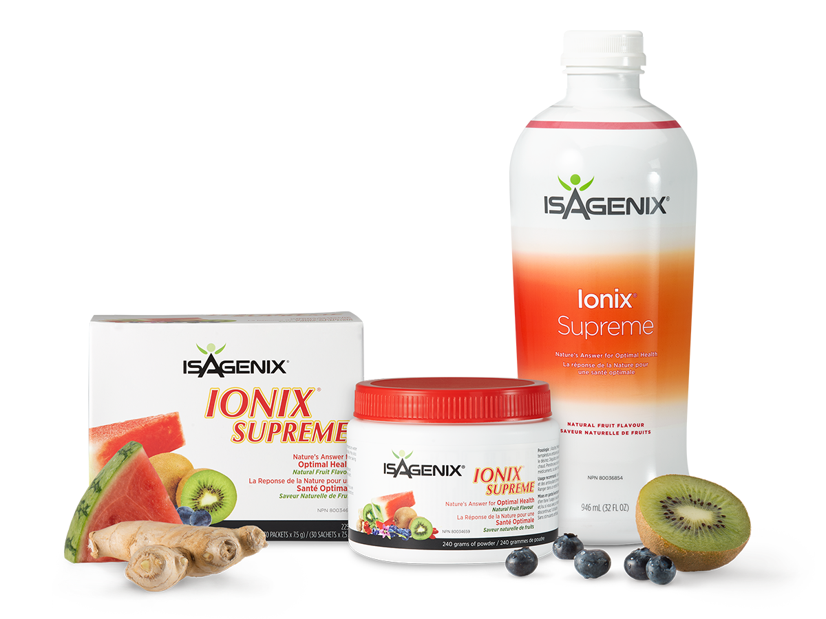 What Is Isagenix?