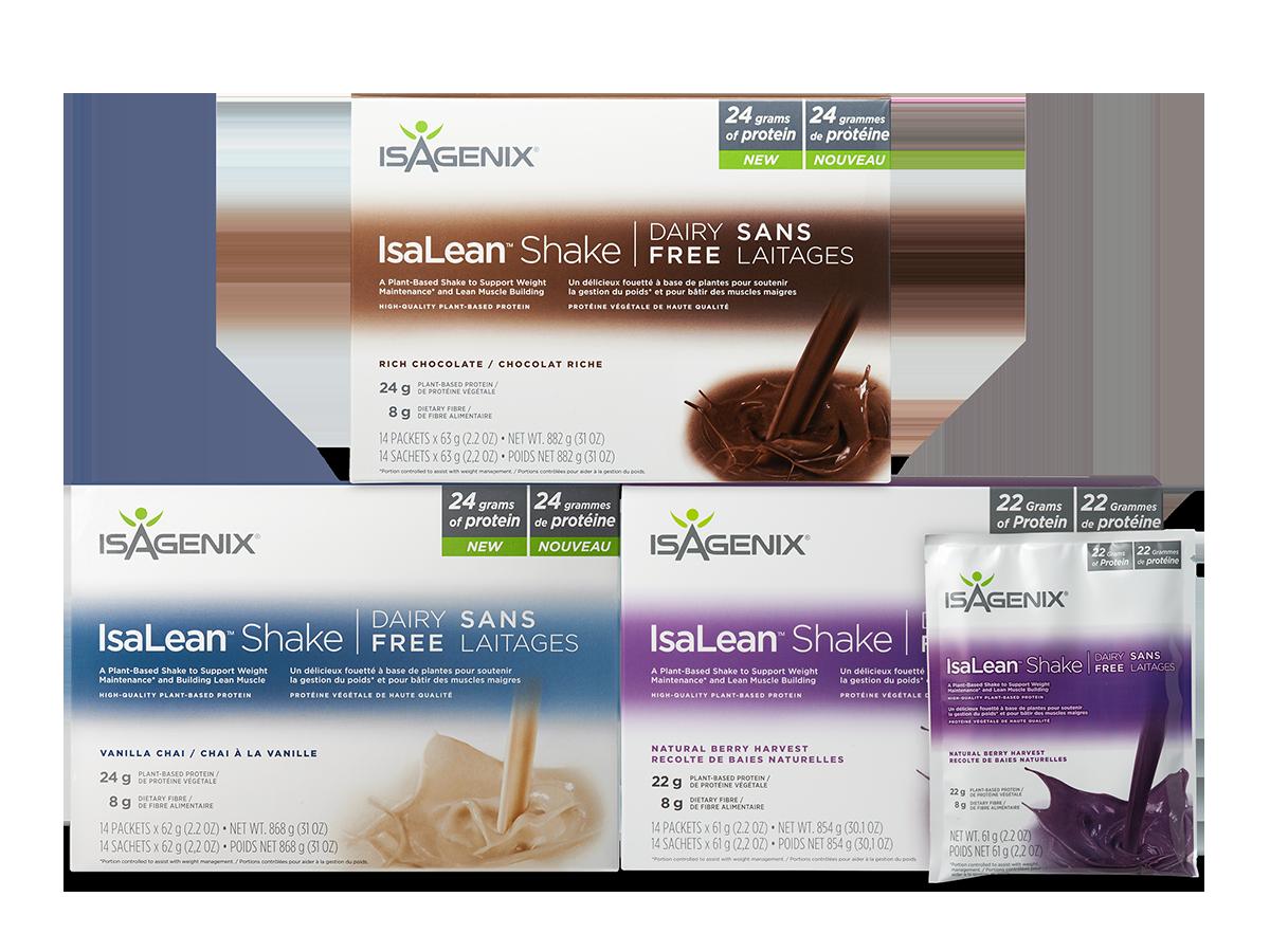 isalean shake dairy free