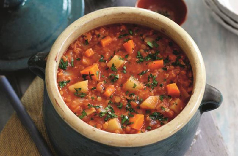 Slimming World's Tomato, Lentil and Vegetable Soup ...