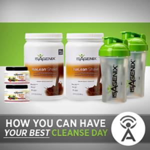 isagenix-cleanse-days